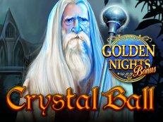 crystal ball golden nights bonus