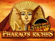 pharaos riches red hot firepot
