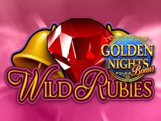 wild rubies golden nights bonus