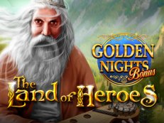 land of the heroes golden night bonus