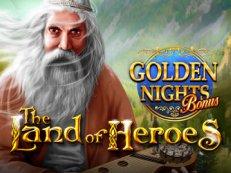 land of the heroes golden night bonus