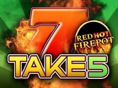 take 5 red hot firepot