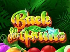 back to the fruits